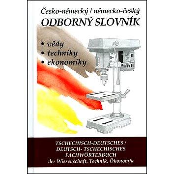 Česko-německý / německo-český odborný slovník + CD: vědy, techniky, ekonomiky (80-7182-168-3)