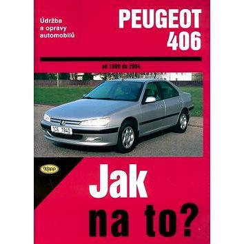 Kopp Peugeot 406 od 1996 do 2004: Údržba a opravy automobilu č. 74 (80-7232-248-6)