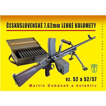 Československé 7,62 mm lehké kulomety: Vz. 52 a 52/57 (80-206-0885-0)