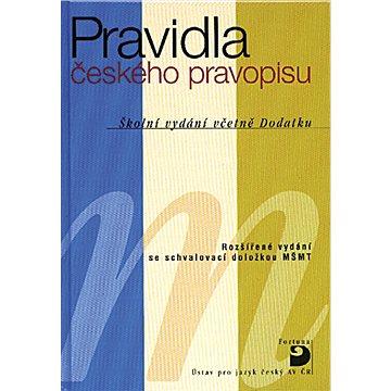 Pravidla českého pravopisu: Školní vydání včetně Dodatku (80-7168-679-4)