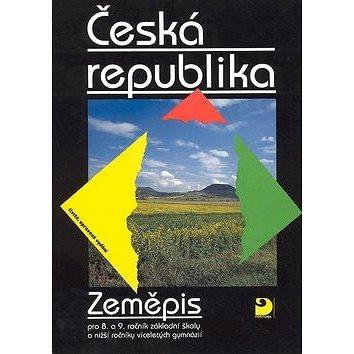 Zeměpis Česká republika: Zeměpis pro 8. a 9. ročník základní školy a nižší ročníky víceletých gymnáz (80-7168-930-0)