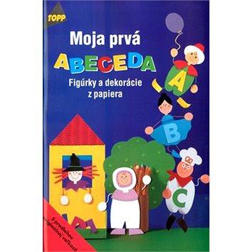 Moja prvá abeceda: 2439 Figúrky a dekorácie z papiera (80-968764-1-4)