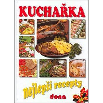 Kuchařka Nejlepší recepty: 2850 vybraných receptů - studená a teplá kuchyně, moučníky, dezerty, nápo (80-7322-083-0)