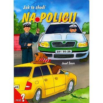 Jak to chodí na policii (80-7267-201-0)