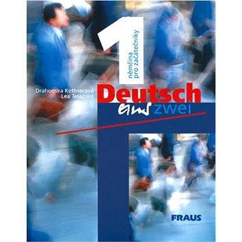 Deutsch eins, zwei 1: němčina pro začátečníky (80-7238-139-3)