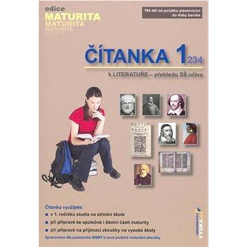 Čítanka 1 k LITERATUŘE - přehledu SŠ učiva (80-902571-8-6)