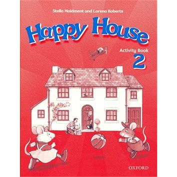 Happy House 2 AB: Activivty Book (01-943182-0-6)