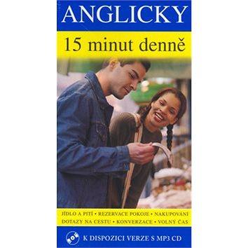 Anglicky 15 minut denně + MP3 (80-7240-433-4)