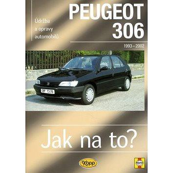 Peugeot 306 od 1993: Údržba a opravy automobilů č. 53 (80-7232-255-9)