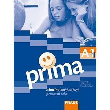 Prima A1/díl 1: Pracovní sešit. Němčina druhý cizí jazyk (80-7238-643-3)