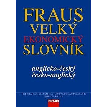 Velký ekonomický slovník: Anglicko-český/česko-anglický (80-7238-639-5)