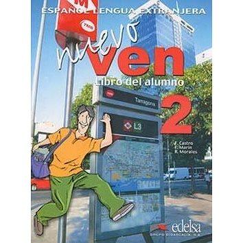 Ven nuevo 2 + CD: španělština pro střední a jazykové školy (84-7711-842-6)