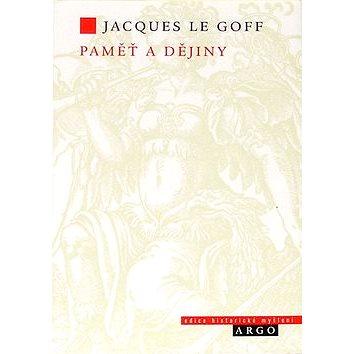 Paměť a dějiny (80-7203-862-1)
