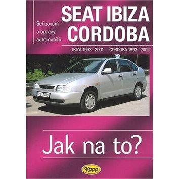 Seat Ibiza 1993 - 2001, Cordoba 1993 - 2002: Seřizování a opravy automobilů č. 41 (80-7232-319-9)