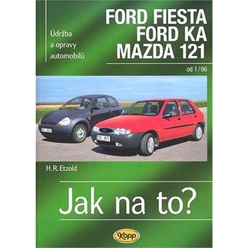 Ford Fiesta, Ford Ka, Mazda 121 od 1/96: Údržba a opravy automobilů č. 52 (80-7232-267-2)