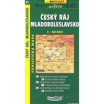 Český ráj Mladoboleslavsko 1:50 000: 21 (80-7224-169-9)
