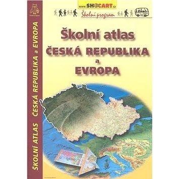 Školní atlas Česká republika a Evropa (80-7224-247-4)