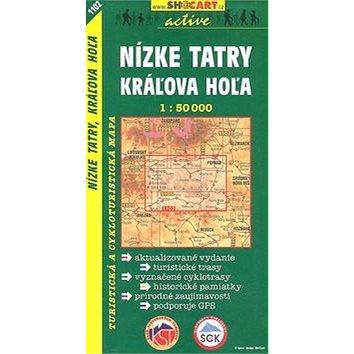 Nízké Tatry Kráľova Hoľa 1:50 000 (80-7224-480-9)