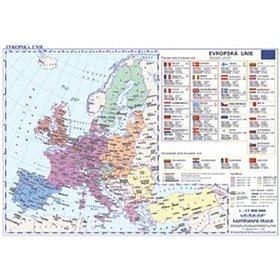 Evropská unie: 1:15 000 000 (40-332-2082-8)