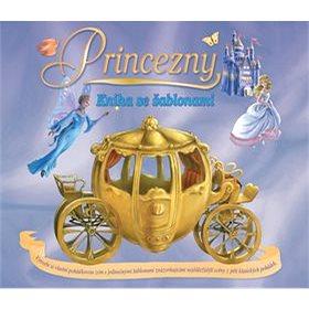Princezny Kniha se šablonami (80-7267-300-1)