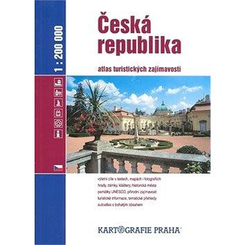 Česká republika: atlas turistických zajímavostí (80-7011-932-2)