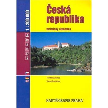 Česká republika: turistický autoatlas (80-7011-872-5)