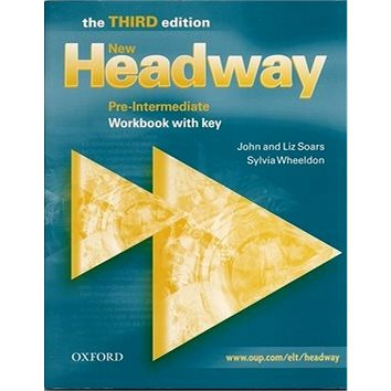 New Headway Pre-Intermediate Third Edition Workbook with key (01-947158-6-8)