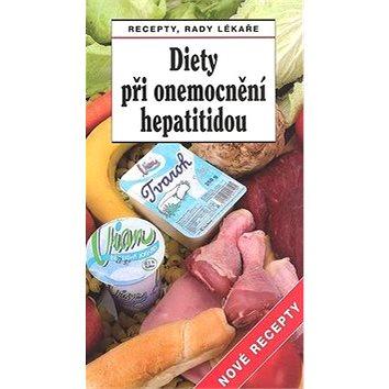 Diety při onemocnění hepatitidou Nové recepty (80-86783-13-8)
