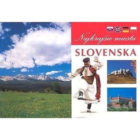 Najkrajšie miesta Slovenska (80-88817-99-4)