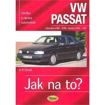 VW Passat Limuzína od 4/88 do 9/96, variant pd 6/88 do 5/97: Údržba a opravy automobilů č. 16 (978-80-7232-361-6)