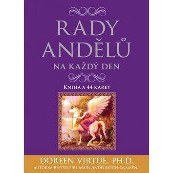 Rady andělů na každý den: + 44 karet (978-80-7370-017-1)