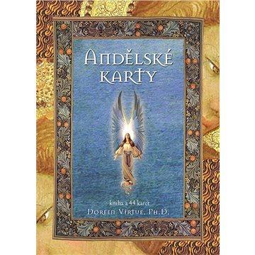 Andělské karty: kniha a 44 karet (978-80-7370-077-5)
