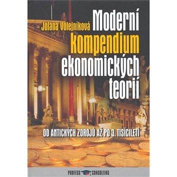 Moderní kompendium ekonomických teorií: Od antických zdrojů po 3. tisíciletí. (80-7259-020-0)
