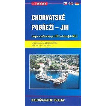 Chorvatské pobřeží - Jih: 1:250.000 (978-80-7393-021-9)