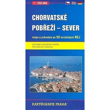 Chorvatské pobřeží - Sever (978-80-7393-020-2)