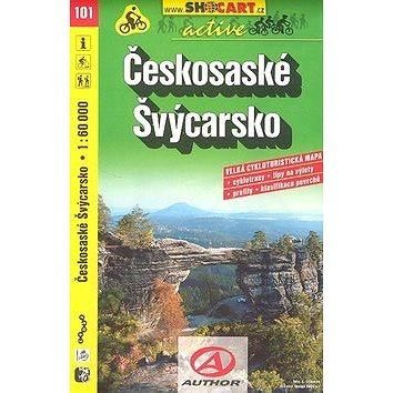 Českosaské Švýcarsko 1:60 000: 101 (978-80-7224-505-5)