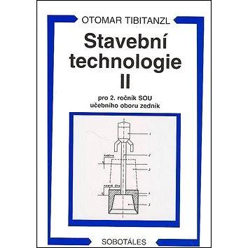 Stavební technologie II. pro SOU (978-80-86817-14-9)