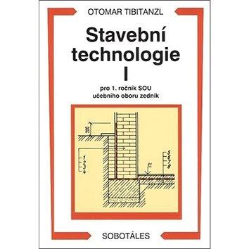 Stavební technologie I. pro SOU (978-80-86817-09-5)