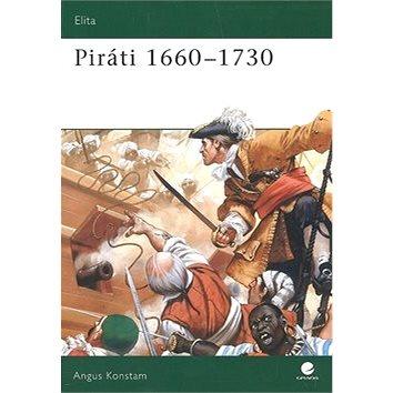Piráti 1660 - 1730 (978-80-247-2373-0)