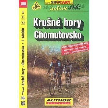 Krušné hory Chomutovsko 1:60 000: 105 (978-80-7224-509-3)