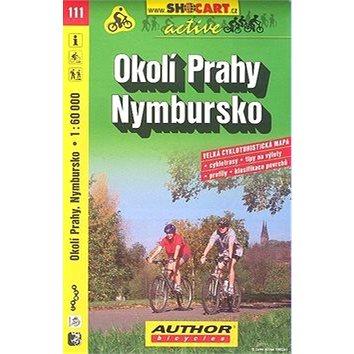 Okolí Prahy Nymbursko 1:60 000: 111 (978-80-7224-515-4)