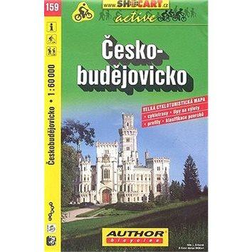 Českobudějovicko 1:60 000: 159 (978-80-7224-563-5)