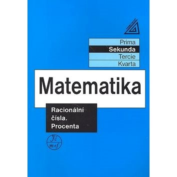 Matematika Racionální čísla Procenta: Sekunda (978-80-7196-238-0)