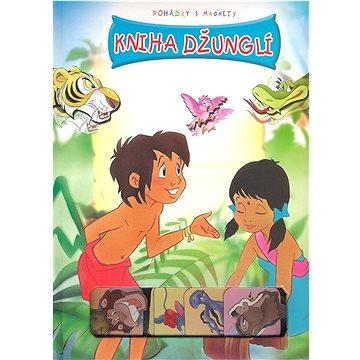 Kniha džunglí: Pohádky s magnety (978-80-7360-695-4)