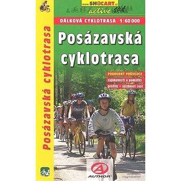 Posázavská cyklotrasa 1:60 000 (978-80-7224-637-3)