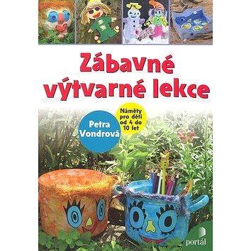 Zábavné výtvarné lekce: Náměty pro děti od 4 do 10 let (978-80-7367-480-9)