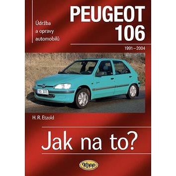 Peugeot 106 1991 - 2004: Údržba a opravy automobilů č. 47 (978-80-7232-375-3)
