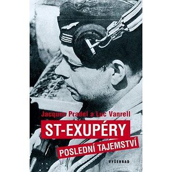 ST-Exupéry Poslední tajemství (978-80-7021-985-0)