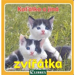 Koťátko a jiná zvířátka (978-80-7228-570-9)