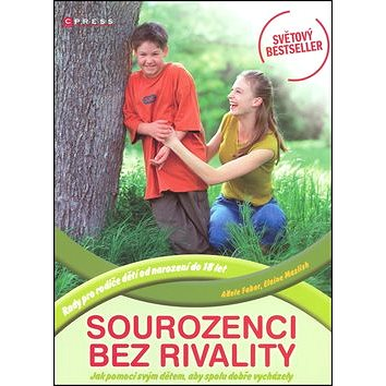 Sourozenci bez rivality (978-80-251-2312-6)